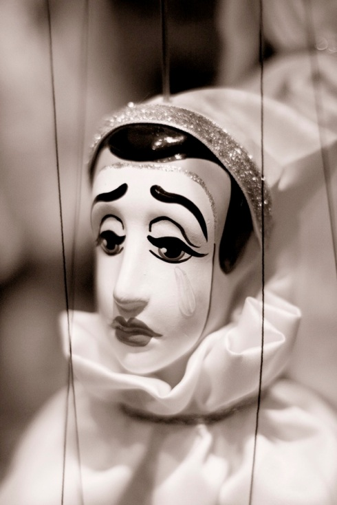 Have you ever met a sad clown?