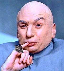 For one hundred million dollars!