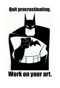 When Batman says something, you do it.