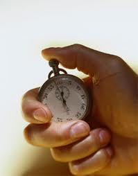 Tick tock. Tick tock. There is a thing called time and you're wasting it!