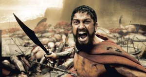 This. Is. SPARTA!
