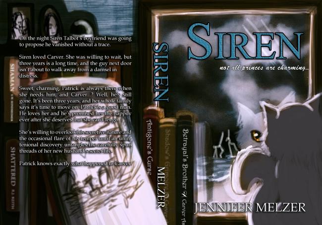 Print book cover