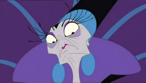 So says Yzma, so shall it be.